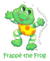 Frappe the Frog